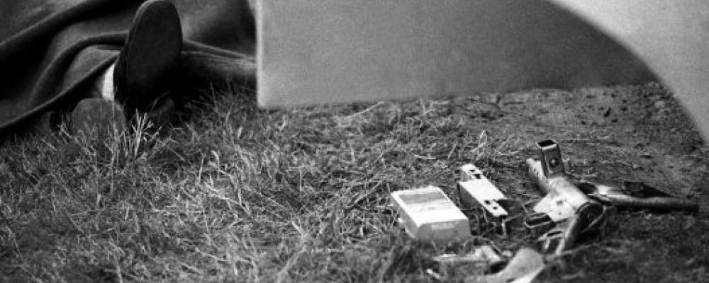 L'uccisione del brigadiere Andrea Lombardini