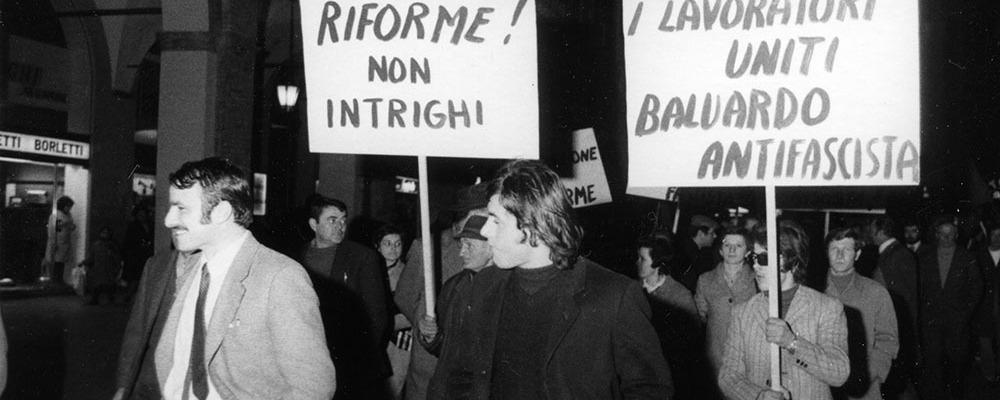 La lotta contro il terrorismo a Forlì e a Cesena