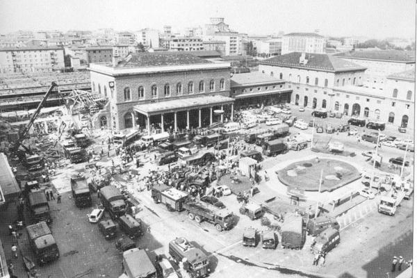La strage della stazione di Bologna