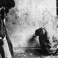 Fori di proiettile sparati dalla polizia, 11 marzo 1977