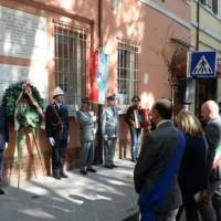 La commemorazione del 27 anniversario della morte del sen. Ruffilli a Forlì (Resto del Carlino)